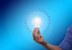 Automatisierung und Energieeffizienz Idee